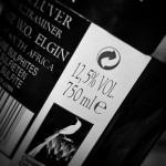 Label close up